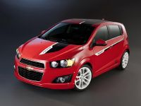 SEMA Chevrolet Sonic Z-Spec Concept, 1 of 10