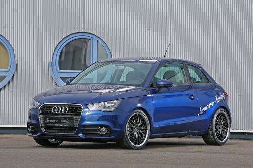 Senner Tuning твики Audi A1