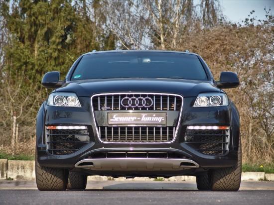 Senner Tuning Audi Q7