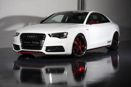 Senner повышение ставки с Audi S5 Coupe