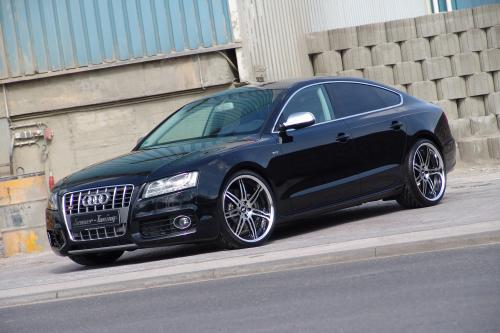 Senner Tuning новые тюнингованные Audi S5 Sportsback