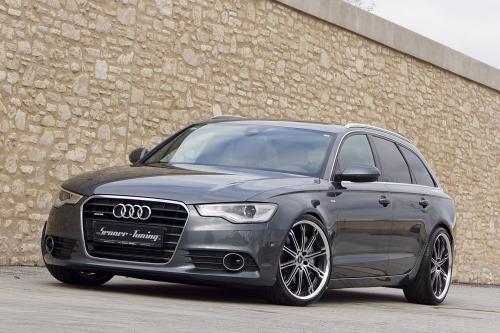Senner Tuning показывает обновленные Audi A6 4G