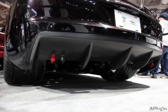 Serge Leger's  Chevrolet Camaro