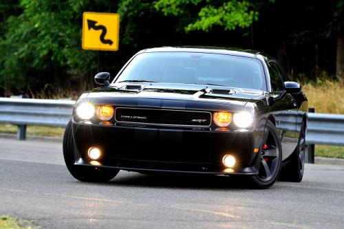thumbs Sergio Marchionne Dodge Challenger SRT8, 1 of 4