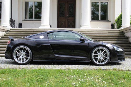 SGA Aerodynamics Audi R8 XII GT
