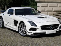 SGA Aerodynamics Mercedes-Benz SLS AMG Black Series , 2 of 4