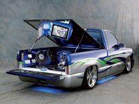 Shawn Bennett Chevrolet Silverado Xplod, 2 of 13