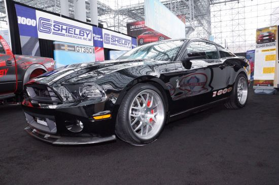 Shelby 1000 New York