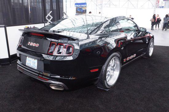 Shelby 1000 New York