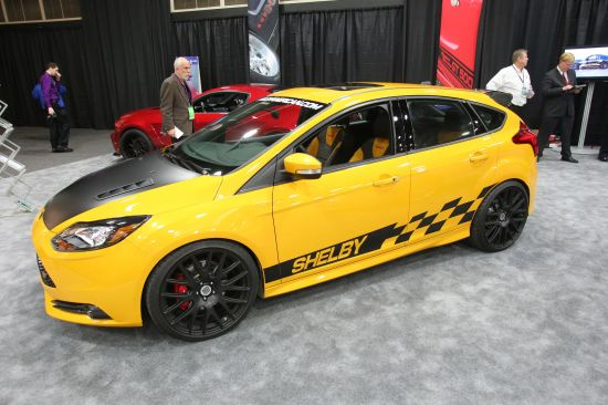 Shelby Ford Focus ST Detroit