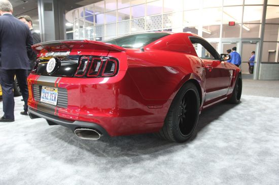 Shelby Ford GT500 Super Snake Widebody Detroit