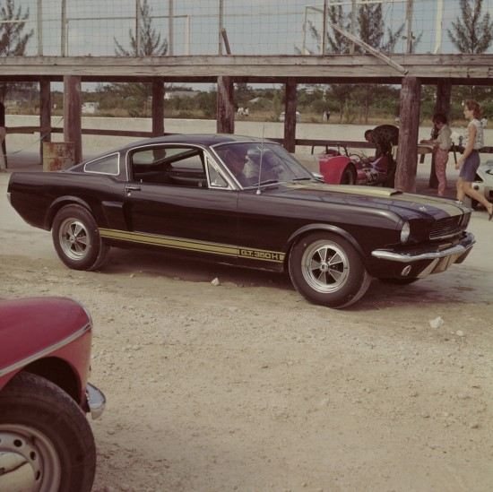 1966 Ford Shelby Mustang GT-350H