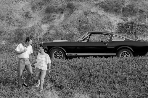 Ford Shelby Mustang GT 350h – 1966 [фотографии]