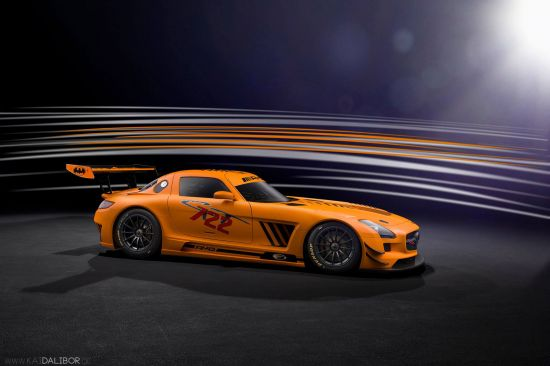 Sievers Tuning Mercedes-Benz SLS AMG GT3 45th Anniversary Edition
