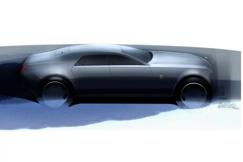 Rolls-Royce RR4 официально назван духом