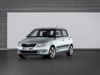 Skoda Fabia and Roomster facelift, 1 of 2