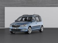 Skoda Fabia and Roomster facelift, 2 of 2