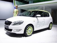 Skoda Fabia GreenLine Paris 2010