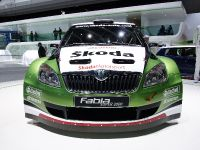 Skoda Fabia Super 2000 Geneva 2010, 1 of 3