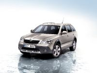 Skoda Octavia Scout Facelift, 1 of 2