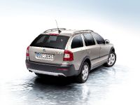 Skoda Octavia Scout Facelift, 2 of 2