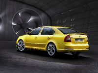 Skoda Octavia vRS Facelift, 1 of 3