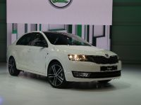 SKODA Rapid Paris 2012