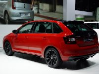 thumbnail image of Skoda Rapid Spaceback Frankfurt 2013