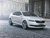 thumbnail image of Skoda VisionD Concept
