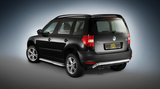 Cobra Technology Accessories for Skoda Yeti