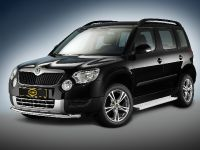 Skoda Yeti with Cobra Technology Accessories, 2 of 5