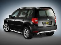 Skoda Yeti with Cobra Technology Accessories, 3 of 5