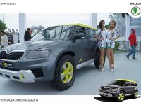 Skoda Yeti Xtreme Concept Worthersee, 2 of 11