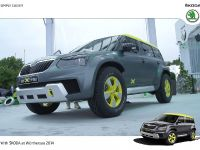 Skoda Yeti Xtreme Concept Worthersee, 4 of 11