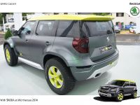 Skoda Yeti Xtreme Concept Worthersee, 5 of 11