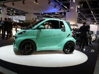 smart BRABUS tailor made Frankfurt 2011