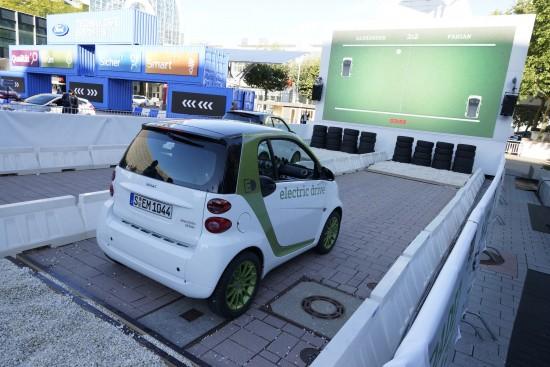 smart electric drive Frankfurt