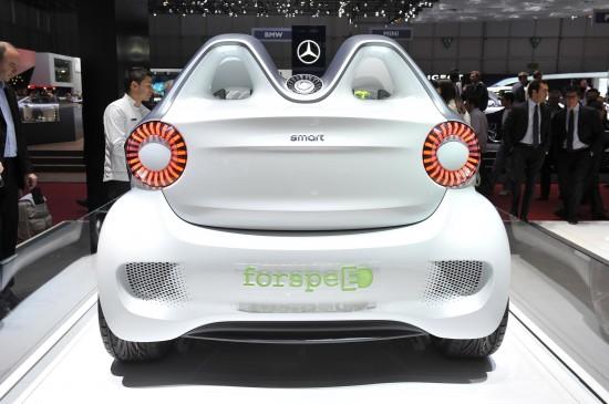 smart forspeed Geneva