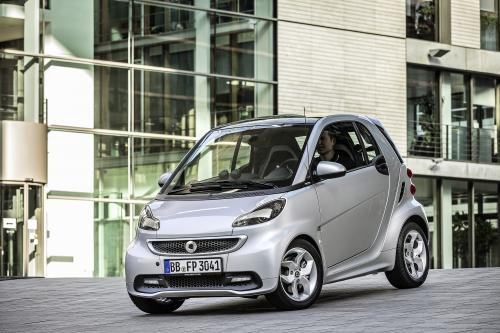 Smart Fortwo Citybeam, 1 of 10