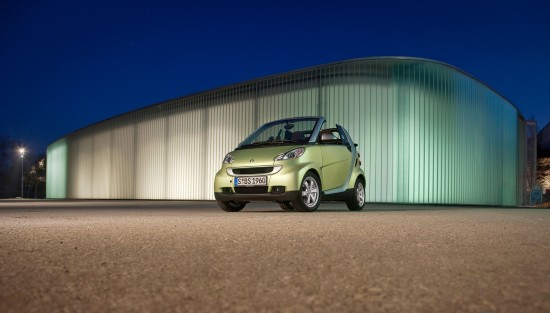 Smart Fortwo Limited Three