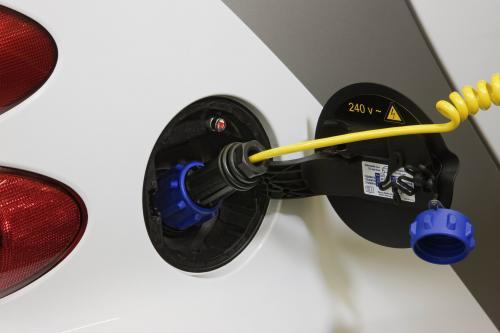 smart fortwo планирование электрического привода транспортного средства