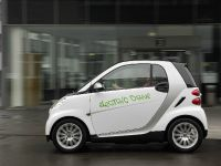 Smart Fortwo Electric, 1 of 4