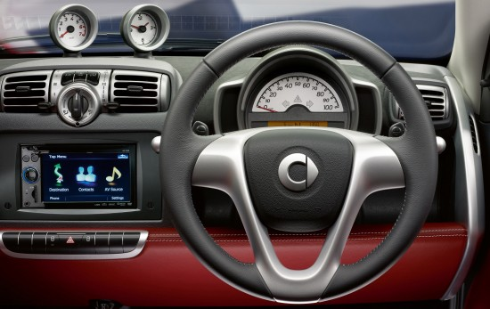 Smart Fortwo gb-10 edition