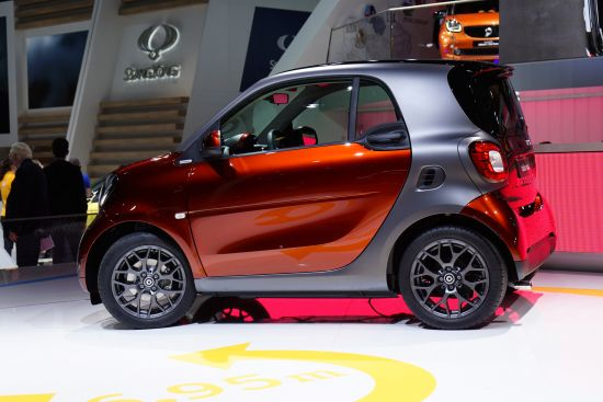 Smart ForTwo Tailor Made Paris