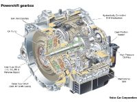 Smooth Powershift gearbox, 3 of 4