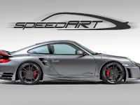 speedART BTR-II 650 EVO Porsche 911 Turbo, 8 of 8