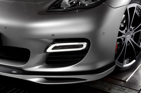 speedART Porsche Panamera PS9-650