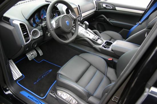 speedART Porsche Cayenne TITAN EVO XL 600