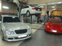 Speedriven EV12 Mercedes E Class, 6 of 8