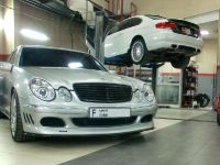 Speedriven EV12 Mercedes E Class, 8 of 8